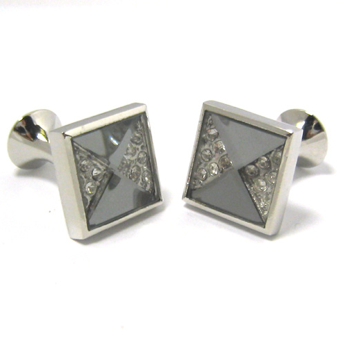 Men′s High Quality Metal Cufflinks (H0043)