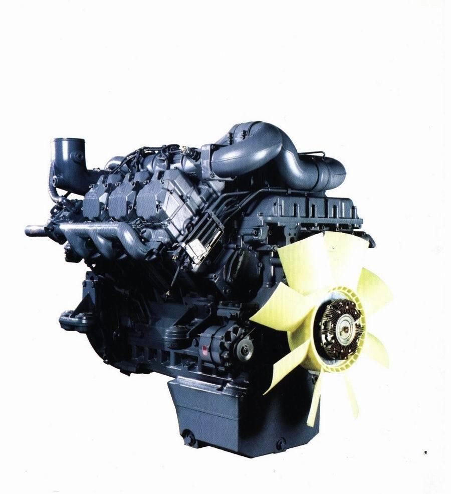 Deutz Diesel Engine Bfm1015 Series China Deutz Diesel
