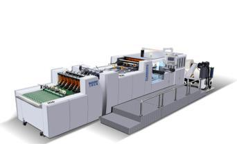 Embossing Die Cutting Machine with Stripping