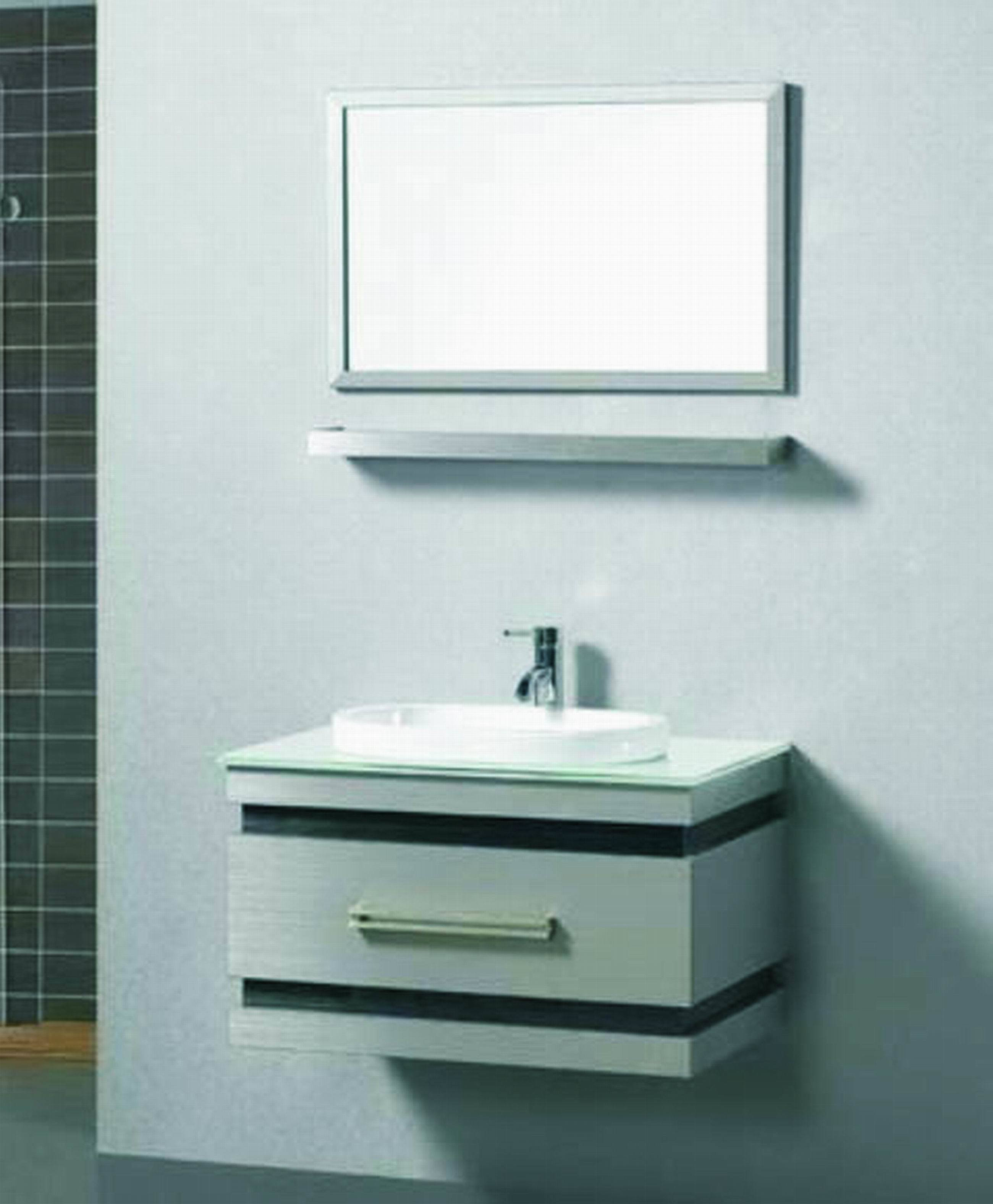 china stainless steel bathroom cabinet se5811 china bathroom