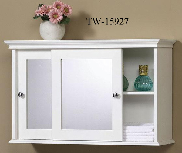 Bathroom Wall Cabinet TW 15927 China Wall Cabinet Wood Wall