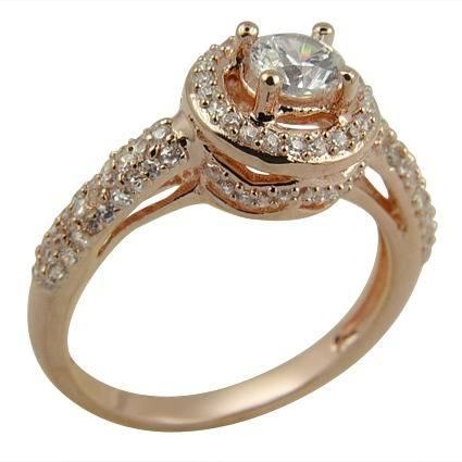 Wedding Ring Jewelry Gold Jewelry YVA004511