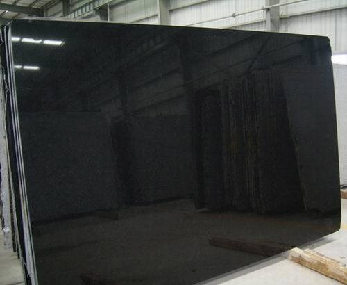 China Absolute Black Shanxi Black Granite Slabs China