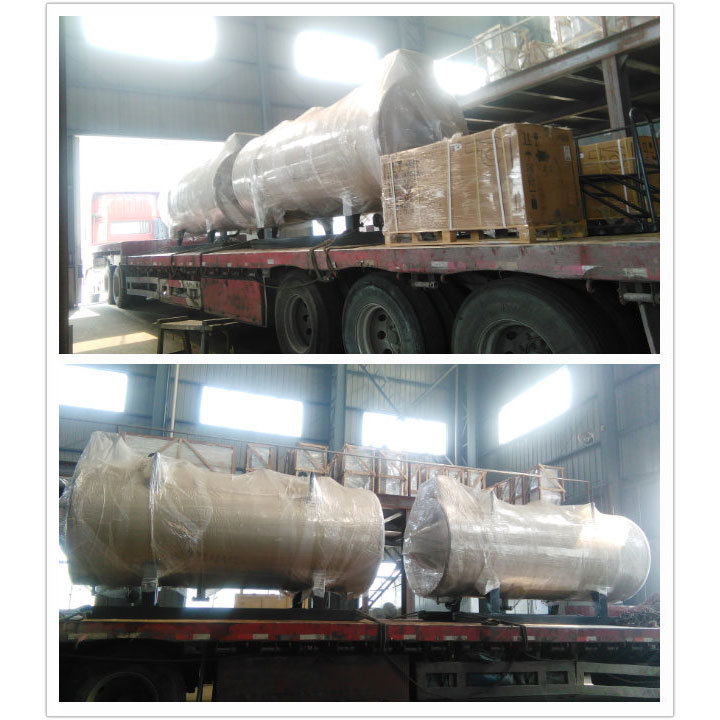 Oil Condensing Bearing Hot Water Boiler Wns14