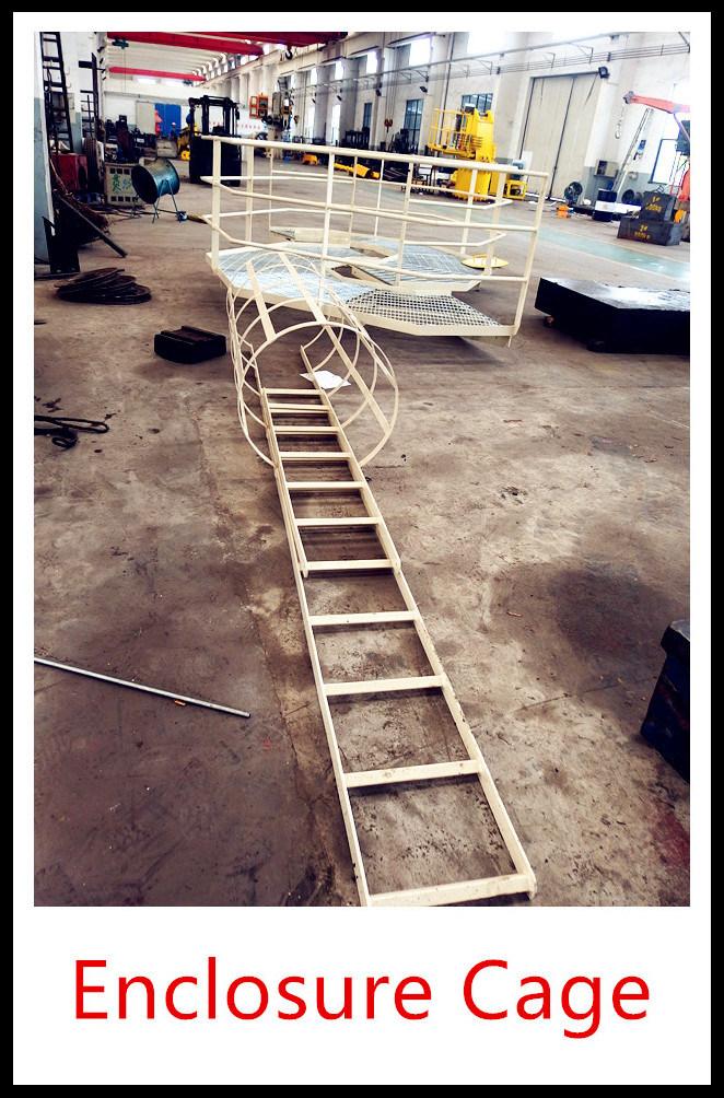 20t@15m Hydraulic Knuckle Boom Marine Deck Crane