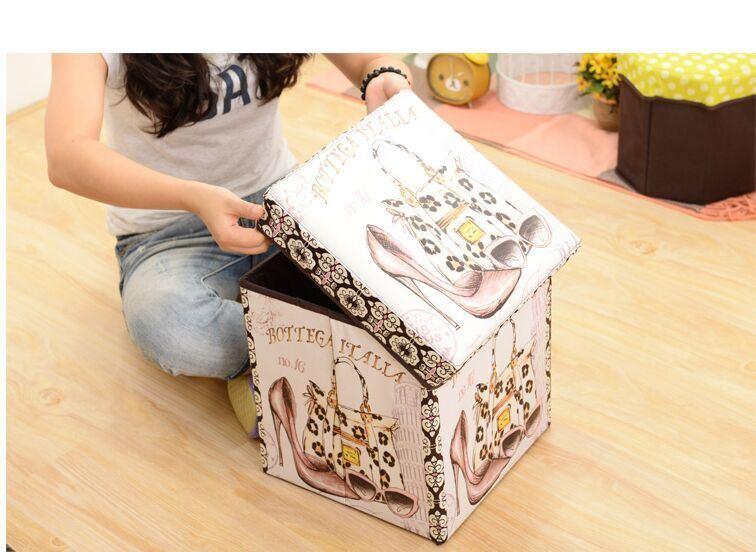 Coated Non-Woven Multi-Function Non-Woven Box Storage Box