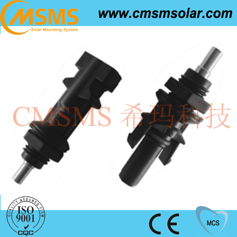 Adaptor Mc4 Connector for Solar System Solar Photovoltaic Connector (PV-CN-202)