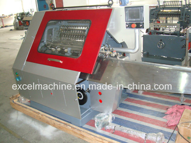 Automatic Exercise Book Sewing Machine for Middle East Market