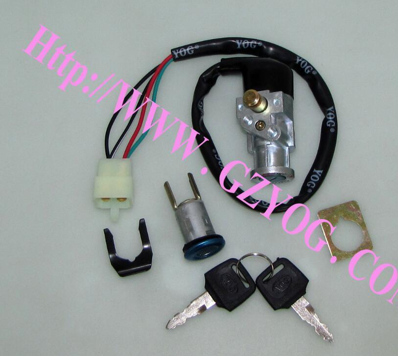 Kit De Cerradura PARA Varios Modelos. Motorcycle Parts Lock Set for Various Models
