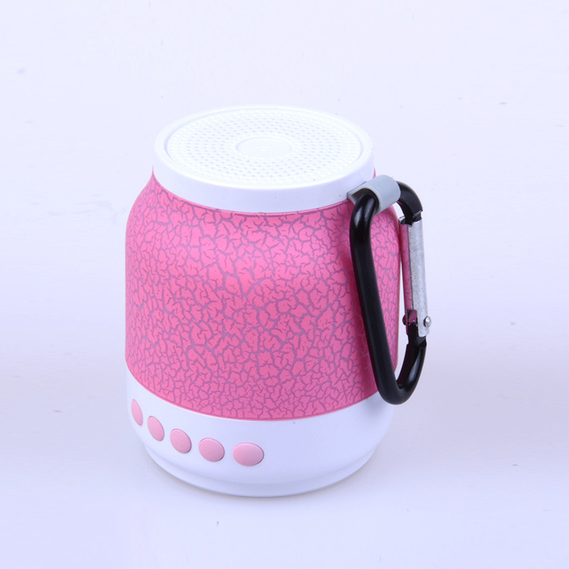 Hot Fashion Design Mini Portable Bluetooth Wireless Speaker