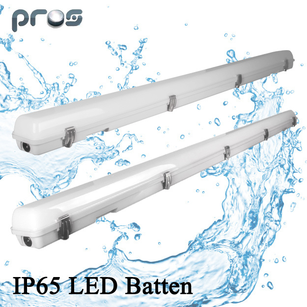 Emergency LED Tri-Proof Light, LED Vapor Tight Batten 36W