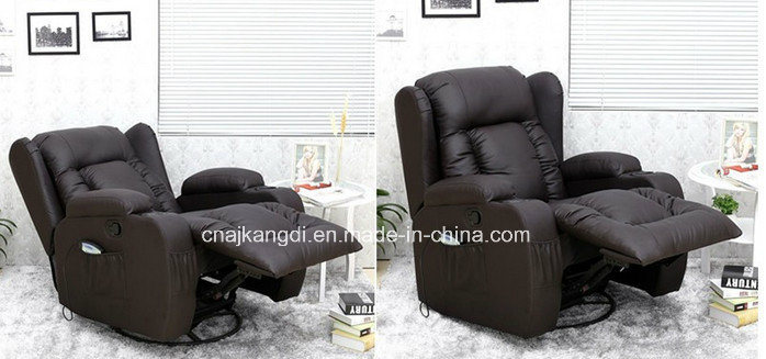 Kd-Ms7027-B 8 Point Vibration Massage Sofa/Massage Armchair/Massage Recliner