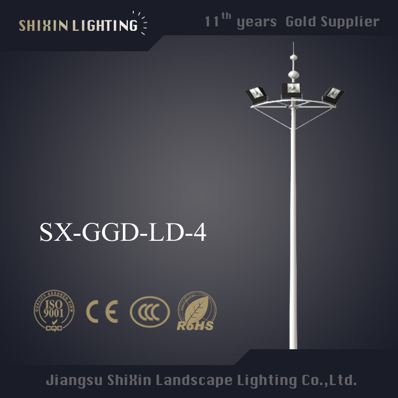 Newest 30m LED High Mast Light