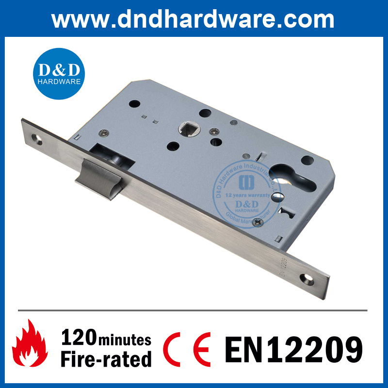 Latch Lock Body for Fire Rated Doors