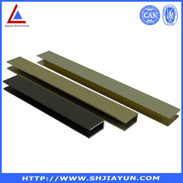 Aluminium Extrusion with CNC Deep Processing