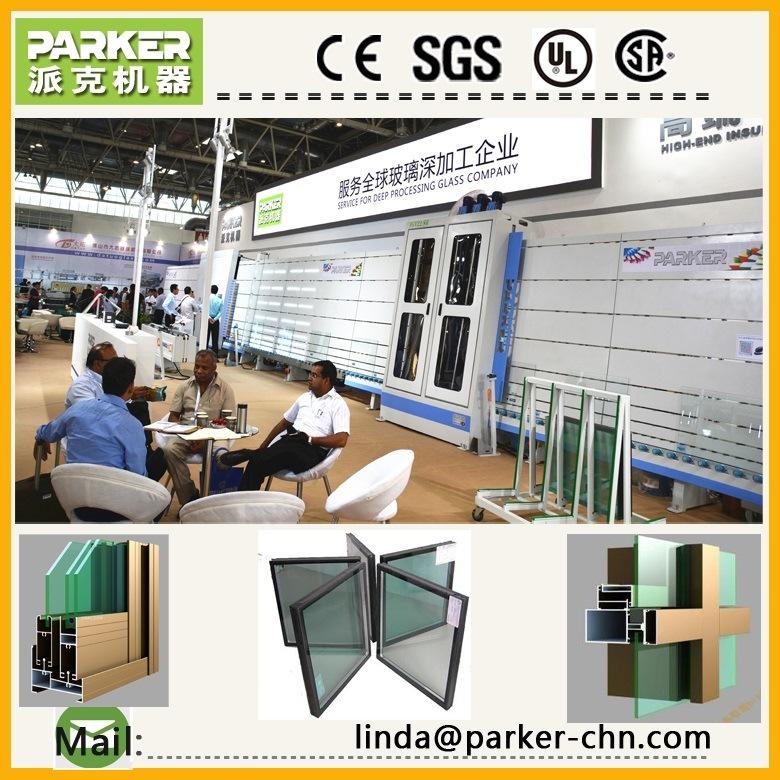 Parker Double Glazed Window Making Machine