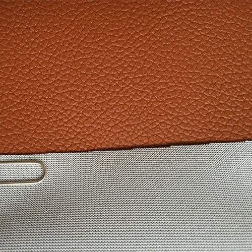 High Quality PVC Leather for Car Seat (HS-PVC1608)