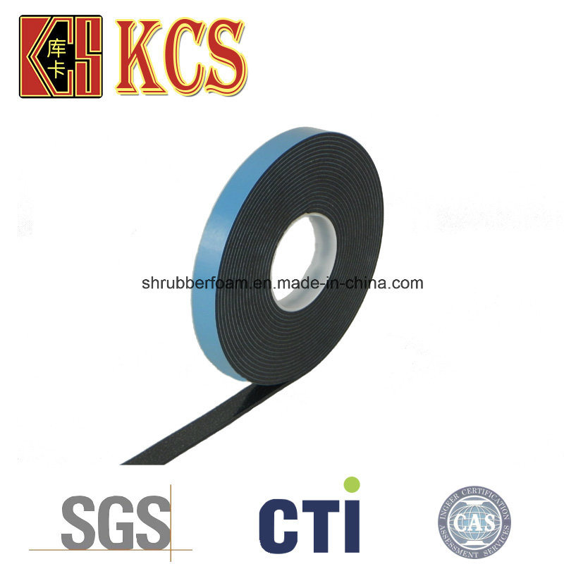 excellent adhesive double sided pe foam tape