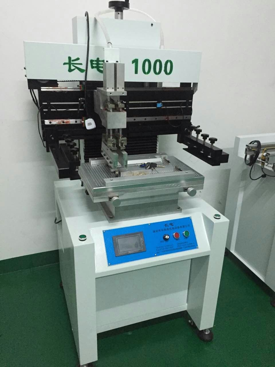 Solder Paste Screen Printer PCB Assembly Machine SMT Manual Printing