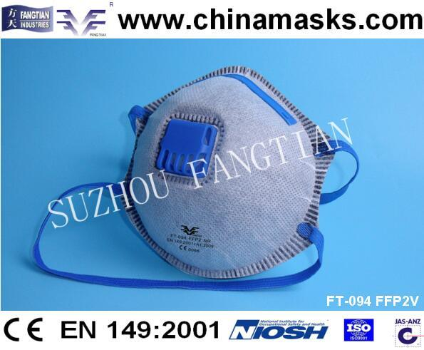 CE Face Mask Disposable Dust Mask High Quality Resprairtor