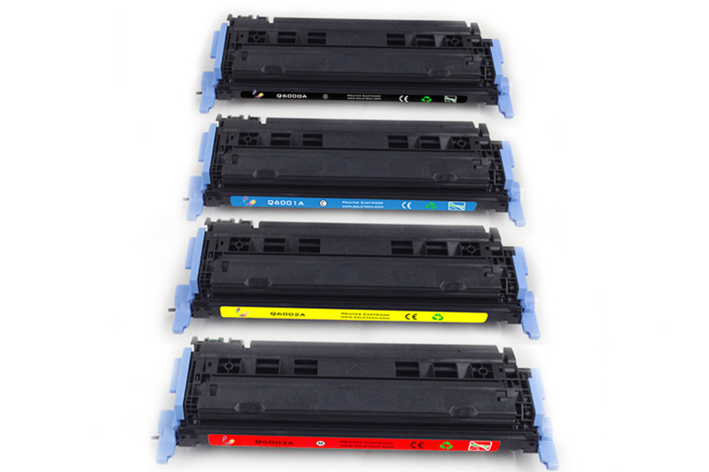 Wholesale CB540A CF210A Cc530A Q6000A Ce270A Ce400A Ce260A Original Color Toner Cartridge for HP Printer