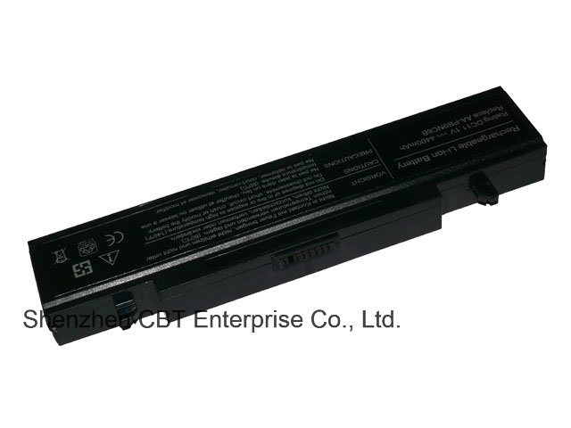 Replacement Notebook Battery for Samsung Q318, R510, R468, R710