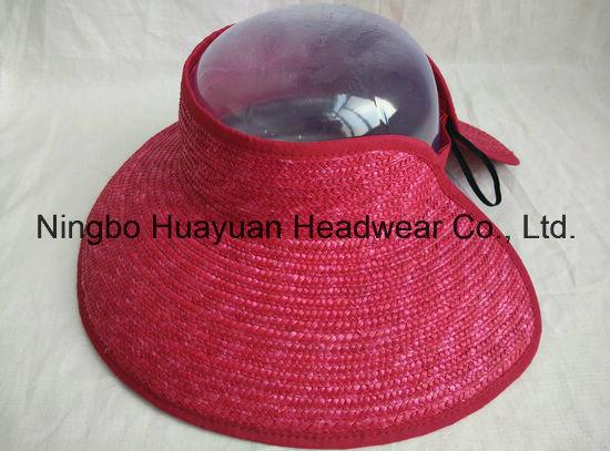 Wheat Braid Sewn Braid Visors