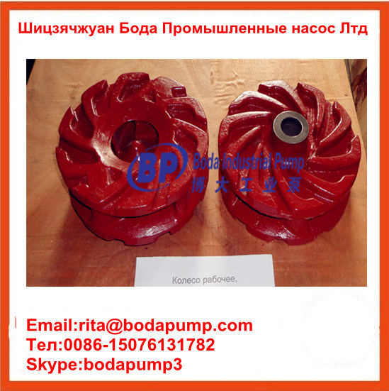 Whoesale Slurry Pump Spare Parts
