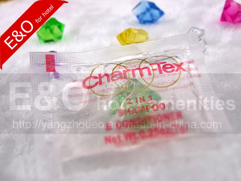 9ml Shampoo/Poly Bag Shampoo/Sachet Hotel