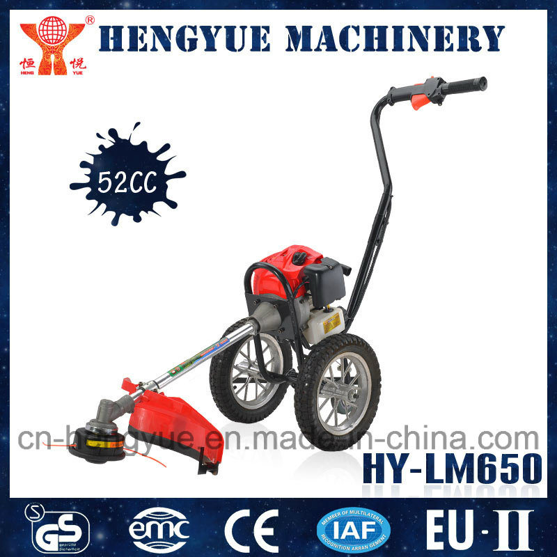 Professional Lawn Mower with Wheels in Hot Sale