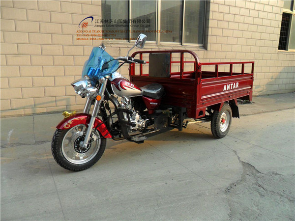 150cc, Three Wheel Motorcycle, China New Style, Cargo Tricycle, High Quality, Hot Sale, Gasoline Trike, Tuk Tuk (SY150ZH-C10)