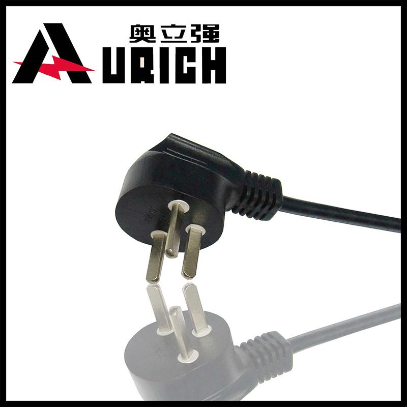Israel Certificated AC Power Cord 3pin Plug