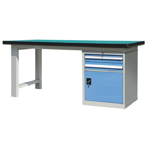 Westco Heavy Duty Workbench with 2 Drawers & 1 Door (FHY)