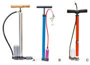Best Selling Colorful Good Quality Bicycle Pump