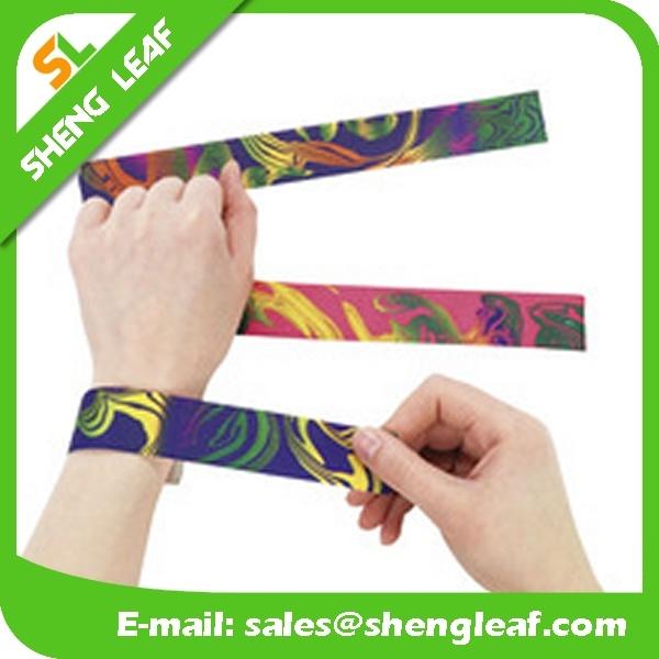Promotion Latest Slap Hand Bands