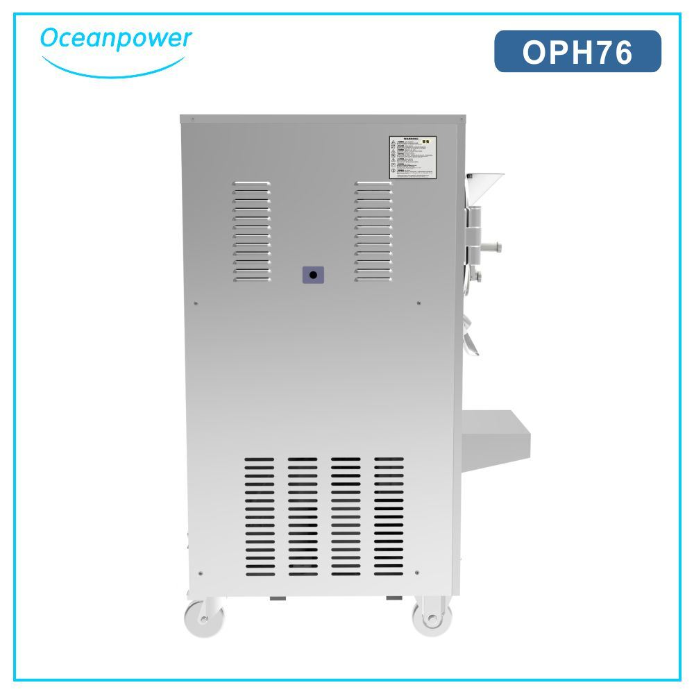 Hard Ice Cream Machine (Oceanpower OPH76)