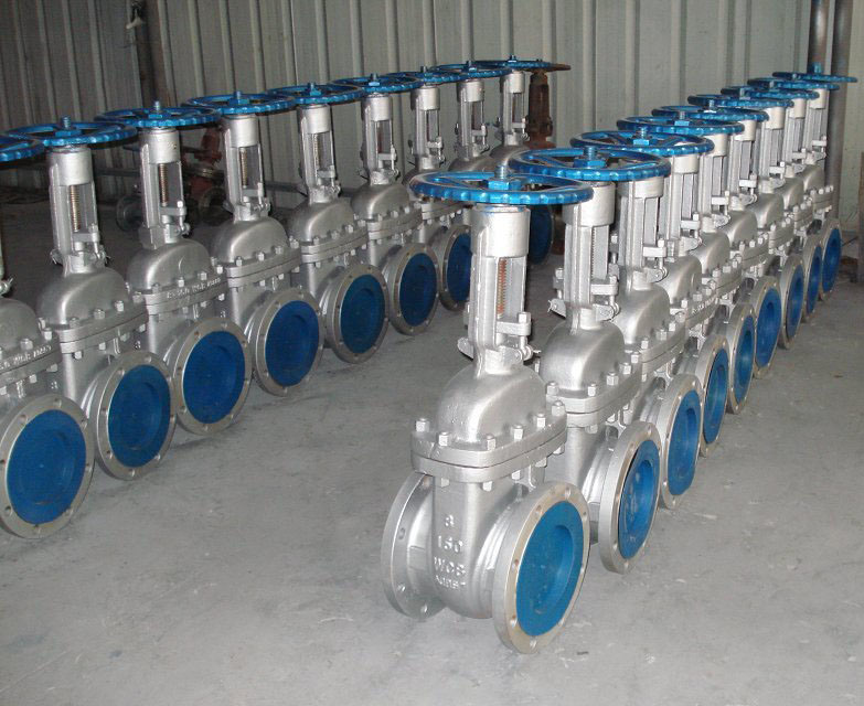 API Stainless Steel Gate Valve with Flange