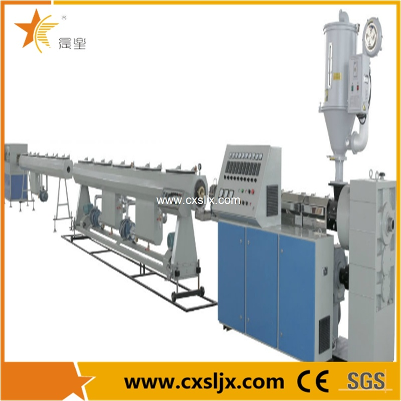 HDPE Gas-Supply Pipe Production Line