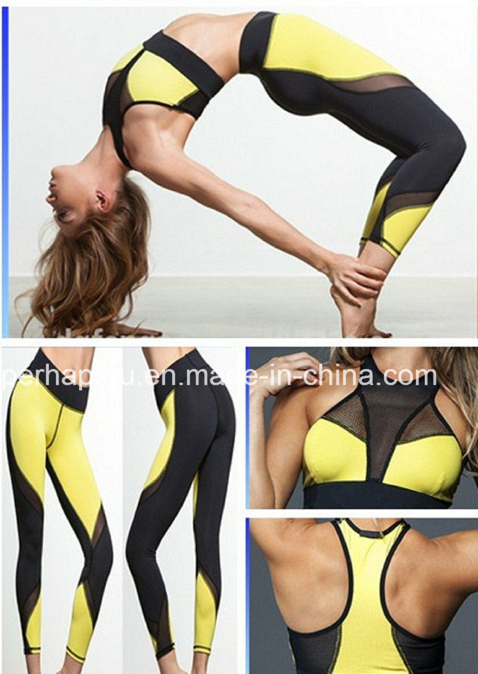 Custom High Quality Women Fitness Wear