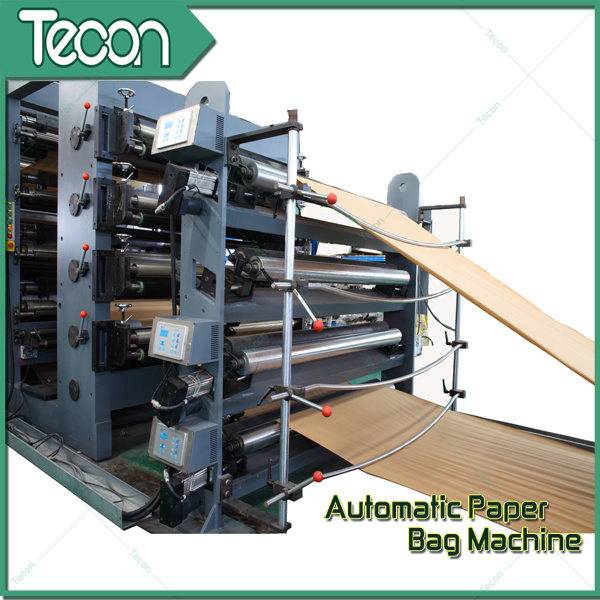 Automatic Valve Paper Sack Making Equipment (ZT9804)