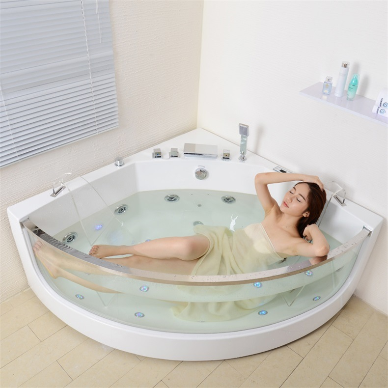 China luxury jacuzzi walk in tub whirlpool bathtub indoor for What is the best bathtub
