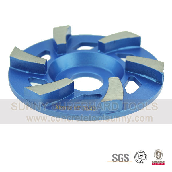 Super Turbo Diamond Grinding Cup Wheel for Concrete