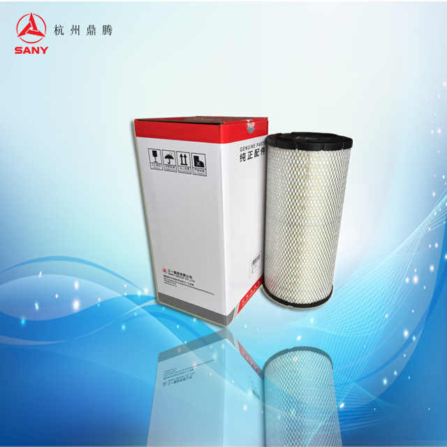 ODM/OEM Sany Excavators Part External Air Filter Element