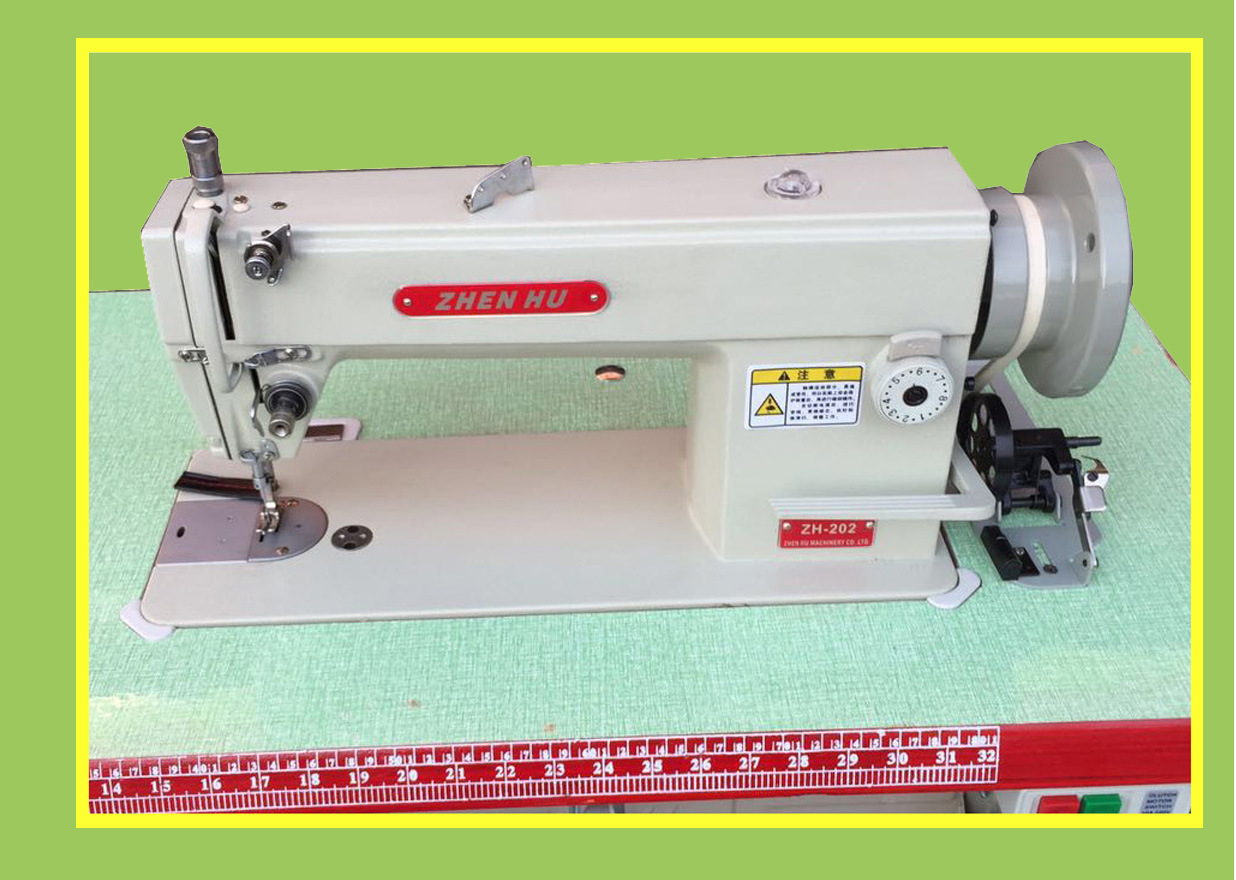 Zhenhu High Speed Flat Bed Lockstitch Sewing Machine (ZH-202)
