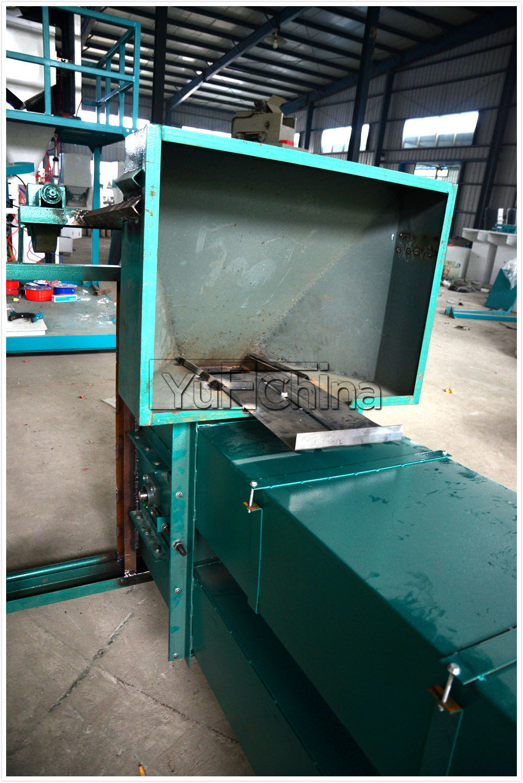 High Technology Packing Machine for Biomass Pellet