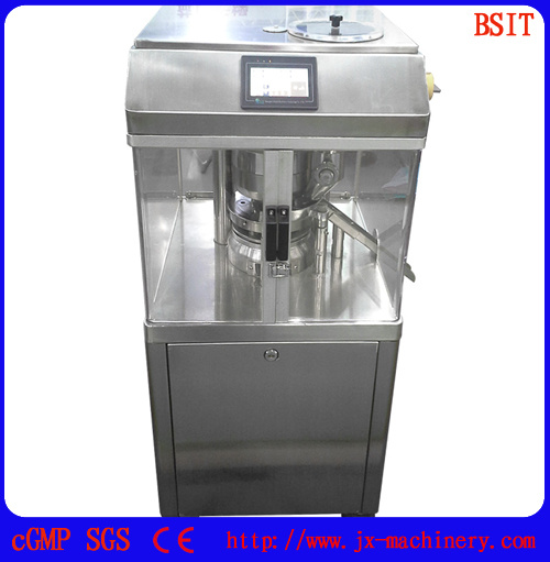 Single Tablet Press Pharmaceutical Pill Making Machine for Bdp12