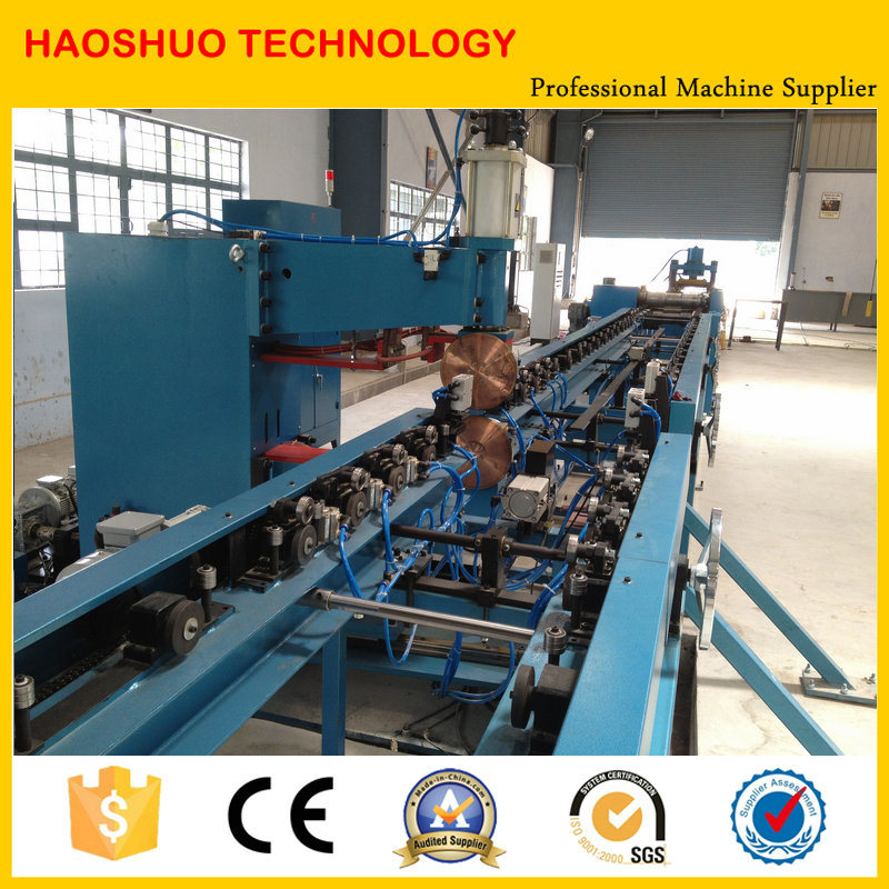 Fully Automatic Transformer Panel Radiator Production Line