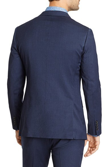 OEM Latest Design Men′s Fashion Business Fit Stretch Suits