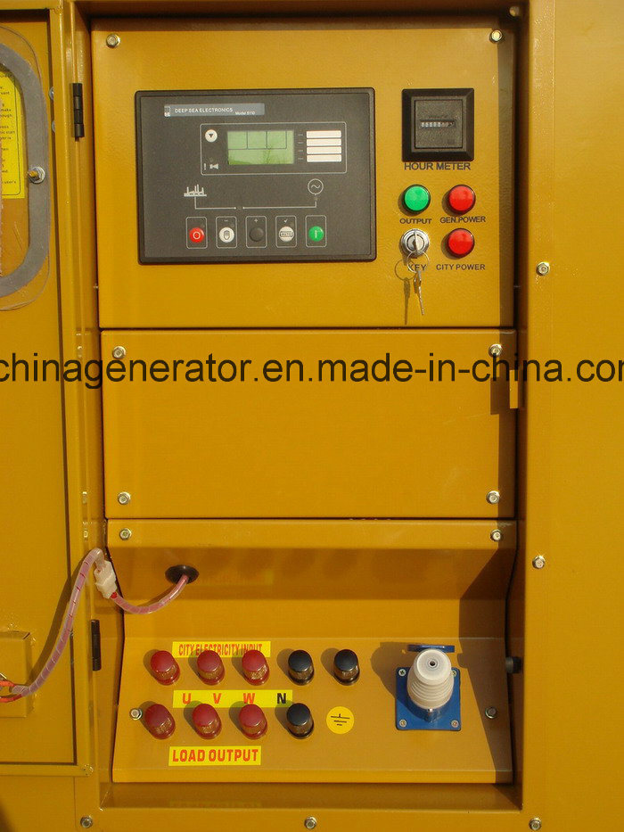 20kw-200kw Cummins Power Diesel Generator for Industrial Use