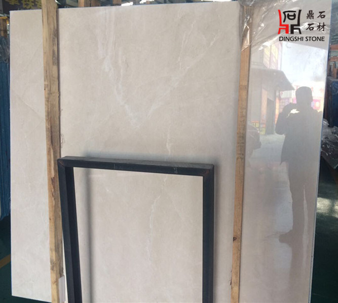 High Quality Beige Marble Slab DS Aran Beige for Flooring Tiles and Wall Tiles